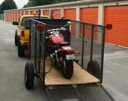 Photo #9: Motorcycle Towing! Call Anytime!