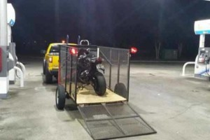 Photo #7: Motorcycle Towing! Call Anytime!