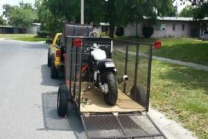 Photo #6: Motorcycle Towing! Call Anytime!