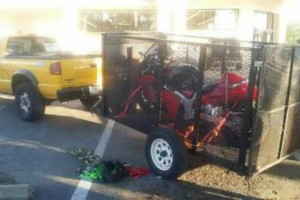 Photo #2: Motorcycle Towing! Call Anytime!