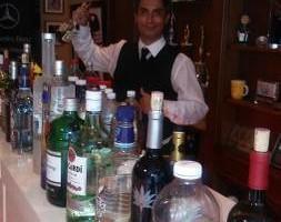 Photo #2: Professional bartender English/Spanish