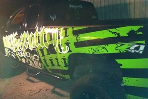 Photo #2: I custom paint anything -airbrushing, pinstripping
