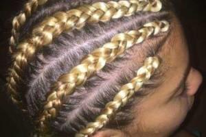Photo #5: Braid, twist, cornrows, dreads, braids extensions.. I do it all!