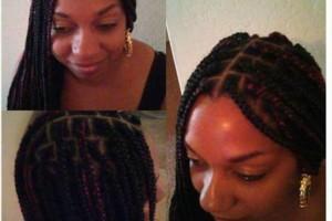 Photo #4: Braid, twist, cornrows, dreads, braids extensions.. I do it all!