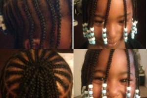 Photo #1: Braid, twist, cornrows, dreads, braids extensions.. I do it all!