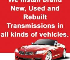 Photo #12: Need transmission parts??? If I don't have it NO one does!