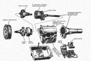 Photo #3: Need transmission parts??? If I don't have it NO one does!