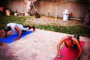 Photo #17: ORLANDO MOBILE PERSONAL TRAINER - WEIGHTLOSS, TONE, SCULPT, YOGA & MORE!