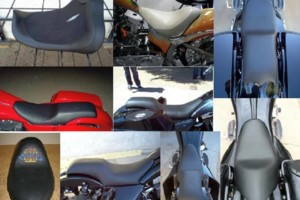 Photo #10: Simon Designs Custom Motorcycle Seats