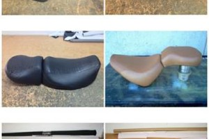 Photo #9: Simon Designs Custom Motorcycle Seats