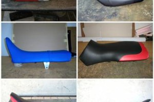 Photo #6: Simon Designs Custom Motorcycle Seats