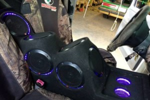 Photo #2: Car Audio... LED Lighting, Audio, Custom fab & more! Intelligence Audio