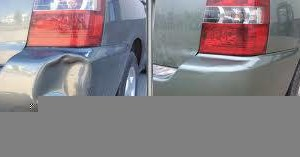 Photo #2: ALL METAL WORK - Mobile Auto Body Repair Services