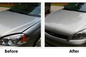 Photo #3: ALL METAL WORK - Mobile Auto Body Repair Services
