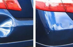 Photo #7: ALL METAL WORK - Mobile Auto Body Repair Services