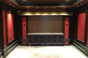 Photo #11: Home theater, TV installation / Wall mount