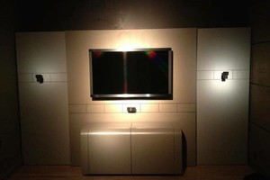 Photo #10: Home theater, TV installation / Wall mount