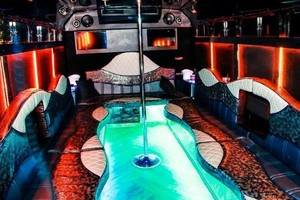 Photo #1: Party Transportation - limo, bus ... ride in style!