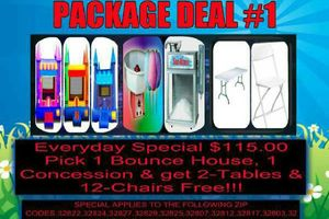 Photo #8: You Will Love Our Bounce House Deals!