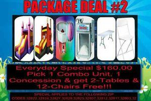 Photo #7: You Will Love Our Bounce House Deals!