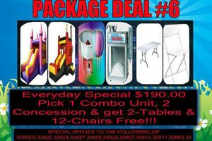 Photo #3: You Will Love Our Bounce House Deals!