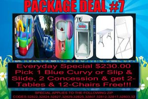 Photo #2: You Will Love Our Bounce House Deals!