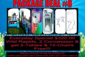 Photo #1: You Will Love Our Bounce House Deals!