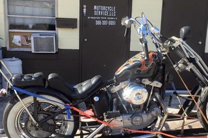 Photo #4: Danny Vanaman. $45 hr Motorcycle Service LLC