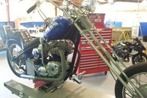 Photo #9: Danny Vanaman. $45 hr Motorcycle Service LLC