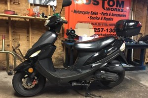 Photo #15: Danny Vanaman. $45 hr Motorcycle Service LLC