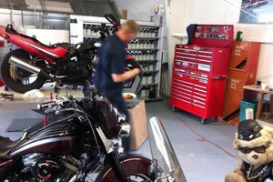 Photo #17: Danny Vanaman. $45 hr Motorcycle Service LLC