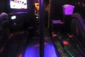 Photo #1: Allure Party Bus Rental. Special any Occasion!