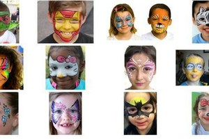 Photo #24: Face Painting & Free Ballon Twisting for your event!