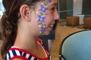 Photo #23: Face Painting & Free Ballon Twisting for your event!