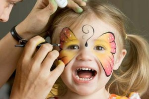 Photo #18: Face Painting & Free Ballon Twisting for your event!