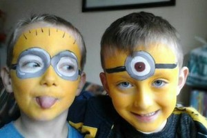 Photo #12: Face Painting & Free Ballon Twisting for your event!