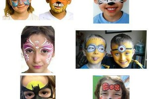 Photo #11: Face Painting & Free Ballon Twisting for your event!