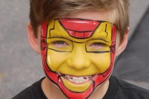 Photo #7: Face Painting & Free Ballon Twisting for your event!