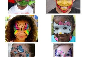 Photo #4: Face Painting & Free Ballon Twisting for your event!