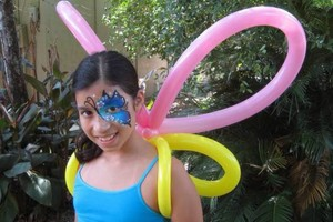 Photo #3: Face Painting & Free Ballon Twisting for your event!