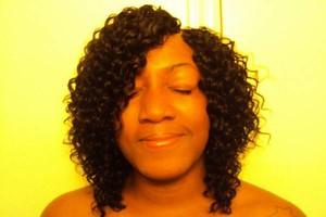 Photo #9: Hair By CosMob <3 w/comp eyebrow enhancement.