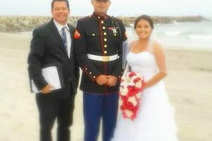 Photo #3: WEDDING OFFICIANT Ordained Minister Timothy