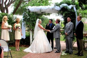 Photo #1: WEDDING OFFICIANT Ordained Minister Timothy