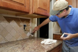 Photo #8: Remodeling, tiles, wood floor and concrete