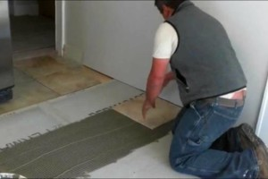 Photo #4: Remodeling, tiles, wood floor and concrete