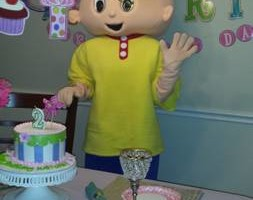 Photo #10: Cartoon characters for kids birthdays entertainers for parties