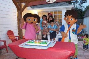 Photo #9: Cartoon characters for kids birthdays entertainers for parties