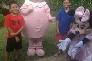 Photo #8: Cartoon characters for kids birthdays entertainers for parties