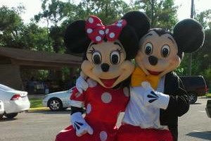 Photo #6: Cartoon characters for kids birthdays entertainers for parties