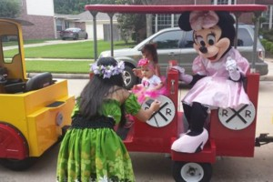 Photo #2: Cartoon characters for kids birthdays entertainers for parties
